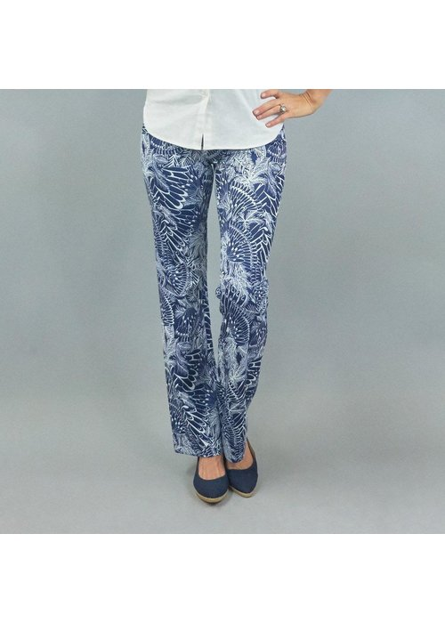 CK Bradley Meister Pant in Feather Pattern