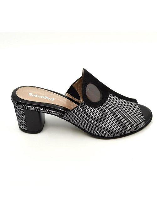Beautifeel BeautiFeel Dona Shoe in Fine Mesh Suede