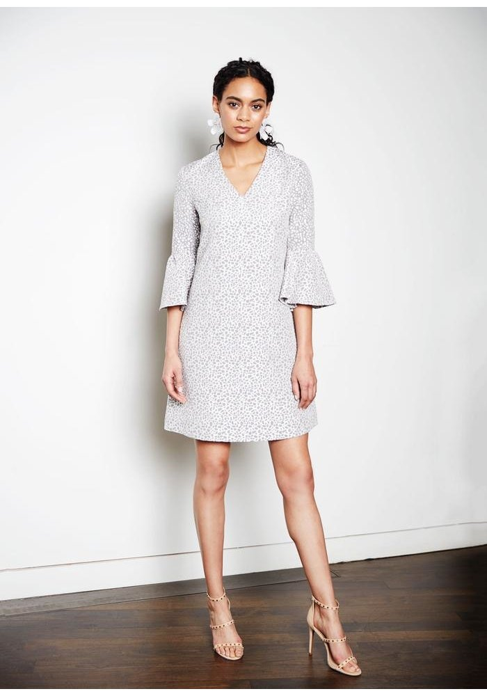 Abbey Glass Wren Dress