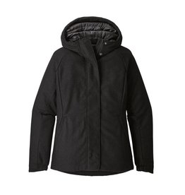 Patagonia W Insulated Recycled Wool Hoody
