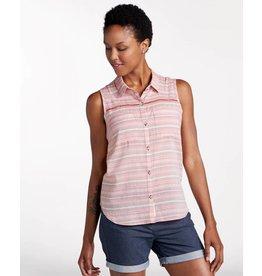 Toad & Co Airbrush Sleeveless Deco Shirt