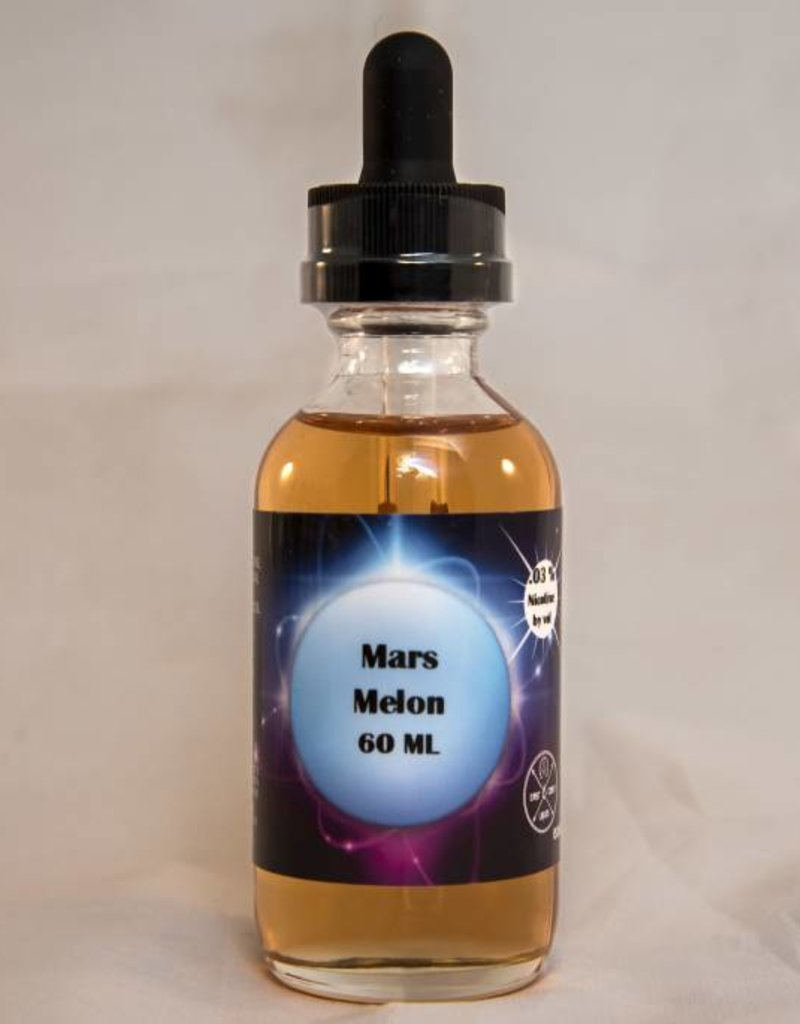 Planet Vapor Juice Mars Melon