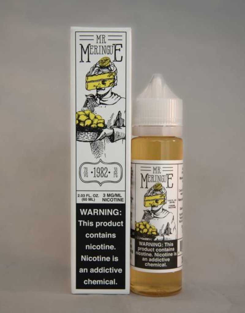 Charlie's Chalk Dust CCD - Mr. Meringue