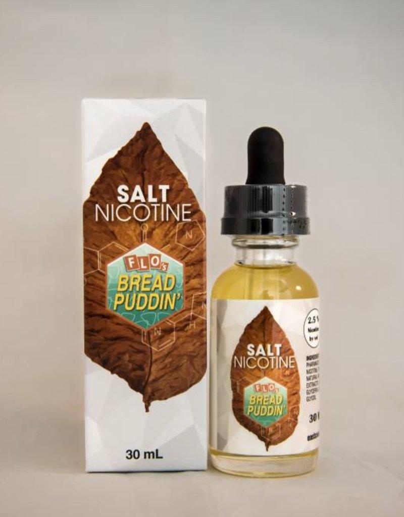 East Coast Liquids Flo's Bread Puddin' Salt Nic