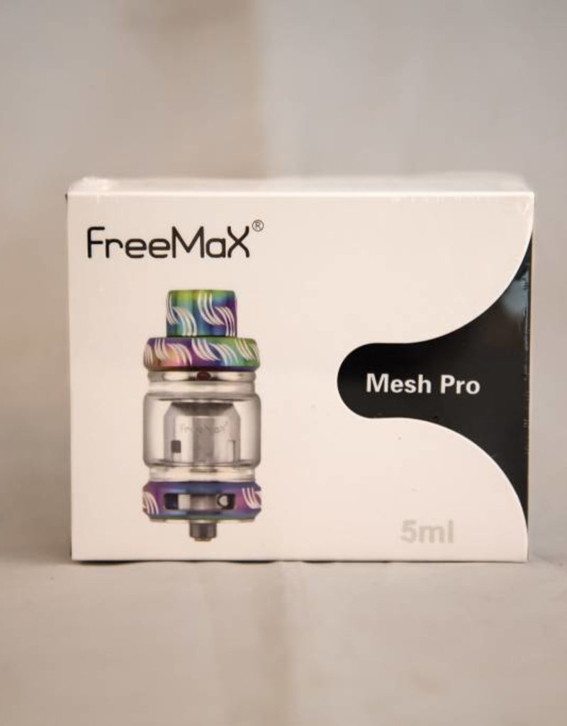 FreeMax FreeMax Mesh PRO Metal Tank
