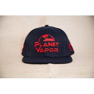 Planet Vapor Embroidered Hat