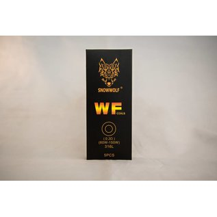 Sigelei SnowWolf Mfeng Coil 0.2ohm 5-Pack
