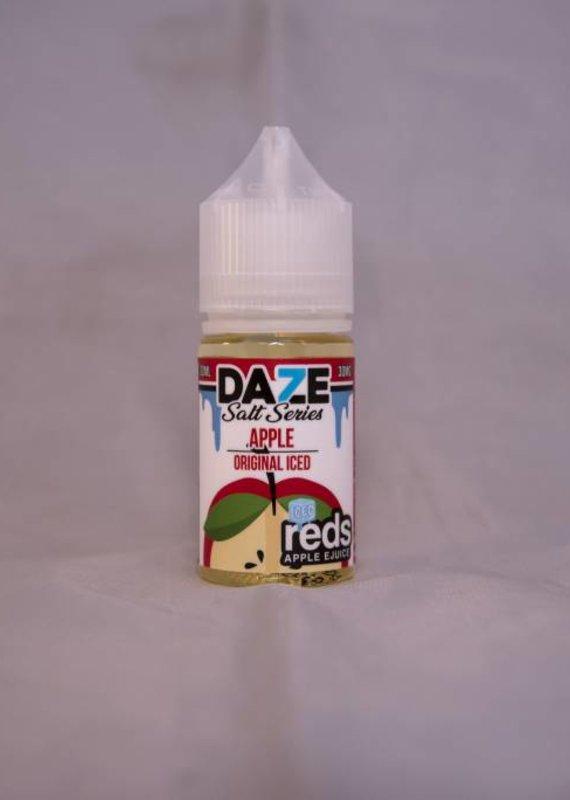 7 Daze 7 Daze - Red's Apple Ice Salt