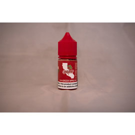 California Grown E-Liquids Grizzly Apple Salt