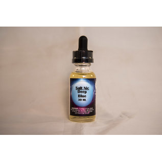 Planet Vapor Juice Deep Blue