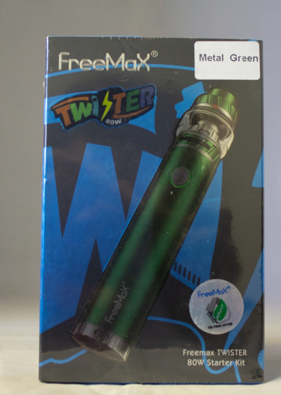 FreeMax freemax twister 80w starter kit