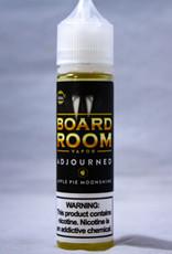 Boardroom - Adjourned