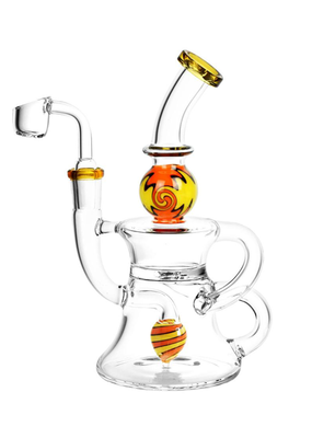 """AFG Wig Wag Ball Recycler W/Banger 8"""""""