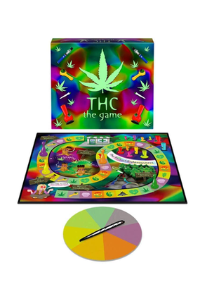 The THC Board Game