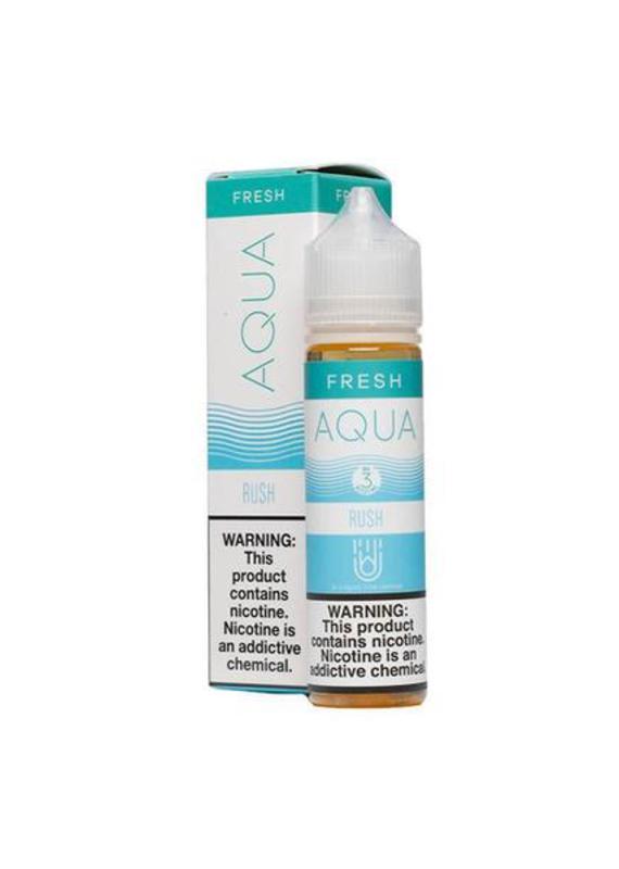 Aqua Aqua - Rush (Blue Razz)