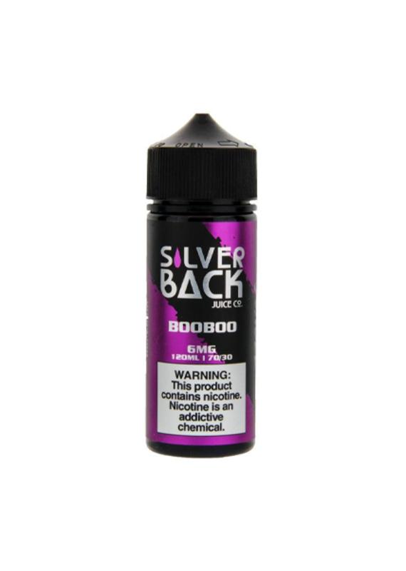 SilverBack Juice Co. SilverBack - BooBoo
