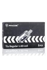 rincoe Rincoe Tix Replacement Coils 3PK 1.0 Ohm Regular