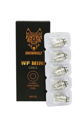 Sigelei SnowWolf WF Mini 0.28Ohm 5-pack