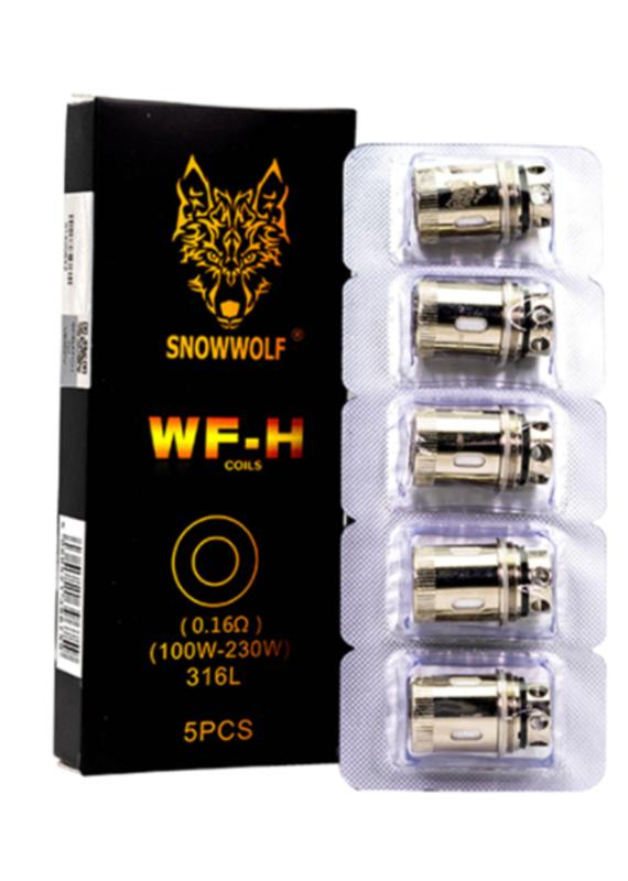 Sigelei SnowWolf Mfeng Coil 0.16 5-Pack