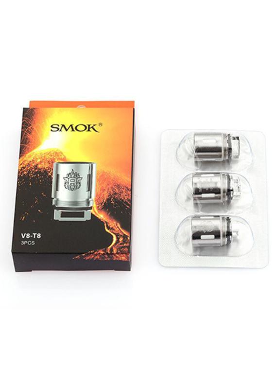 SMOK TFV8 T8 Octo (.15) 3-Pack