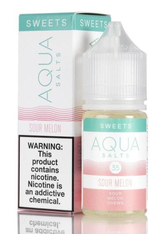 Aqua Aqua Salt - Sour Melon