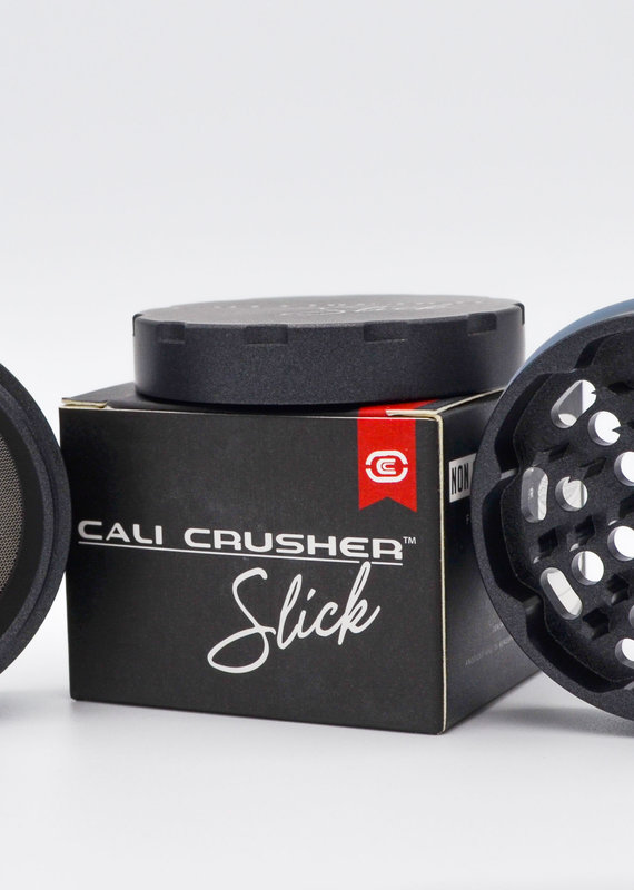 "Cali Crusher Cali Crusher OG Slick 2.5"" 4 Piece - Non Stick Hard Top -"