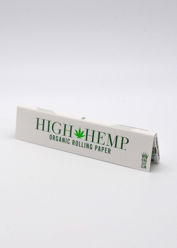 high hemps high hemp king size papers