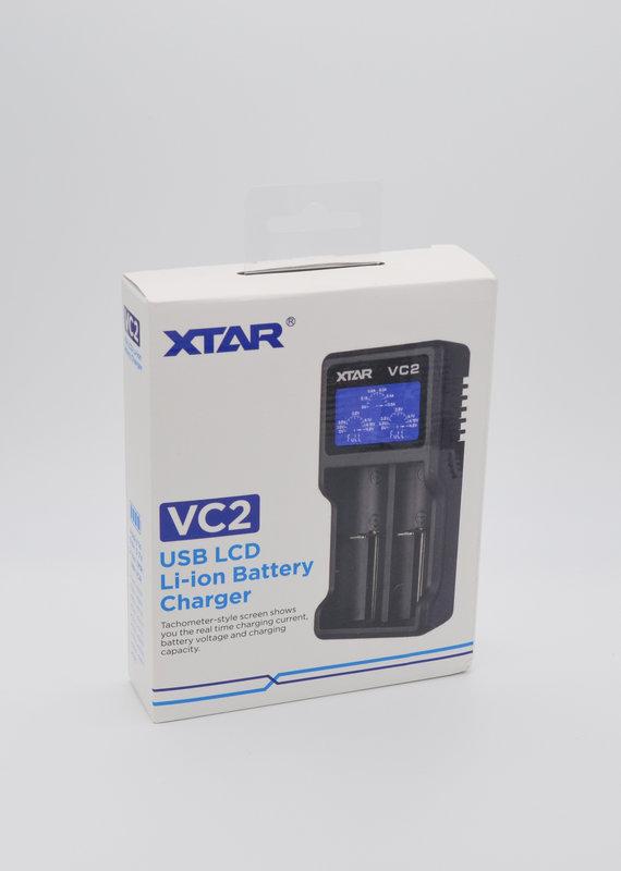 xtar Xtar VC2 2 bay charger