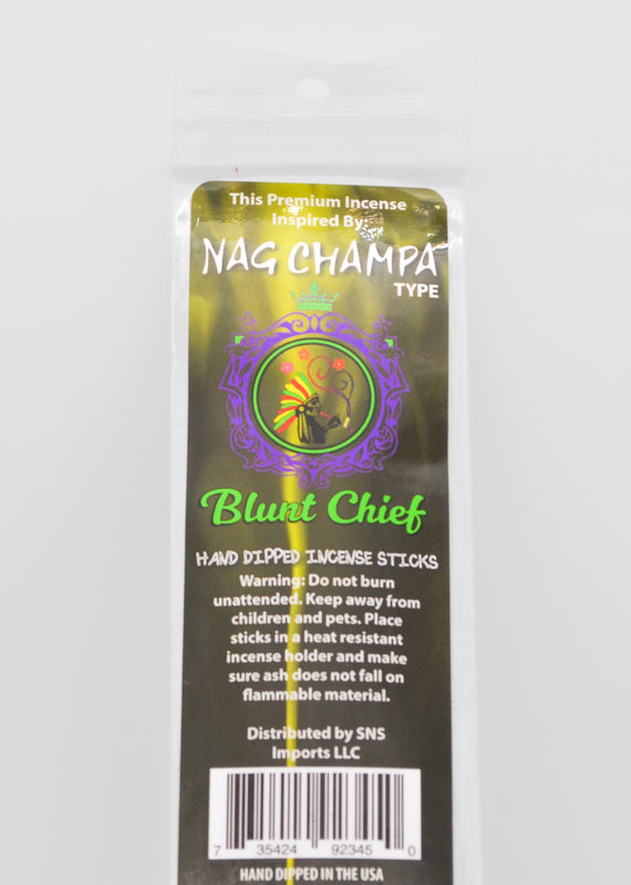 blunt chief Blunt Chief - Incense - Various Scents