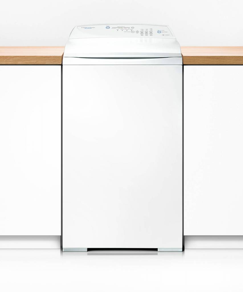 Factory Second Fisher and Paykel Top Load Washers 5.5kg Quicksmart. 4 cycles. 3 water levels  MW513