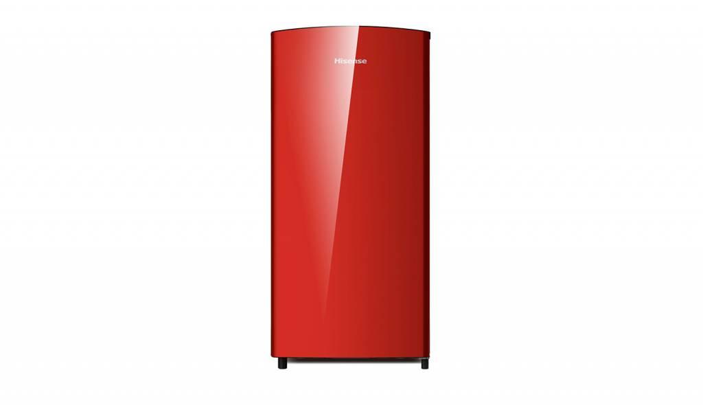 Hisense Bar Fridges 157 Litre, Red Finish, 3 Star Energy Rating HR6BF157R