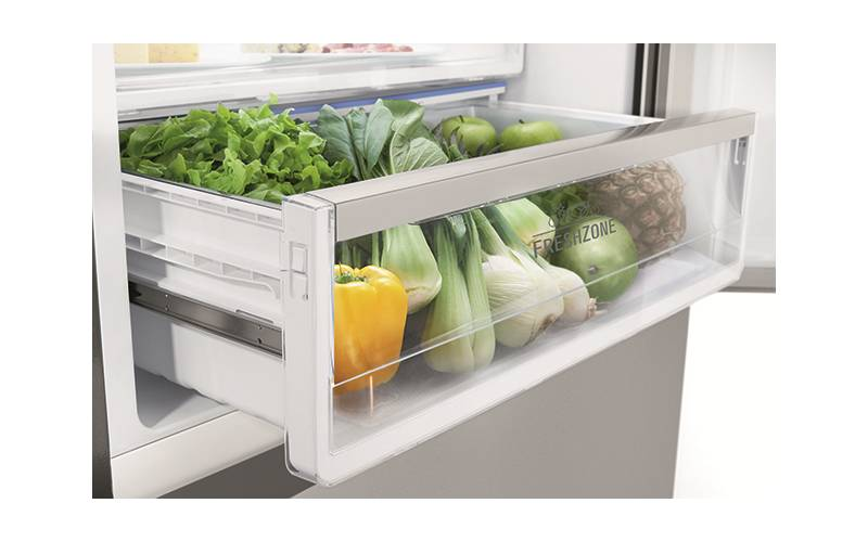 Factory Second Electrolux French Door Fridges 520 ltr, french door, ice & water, stainless steel EHE5267SAD