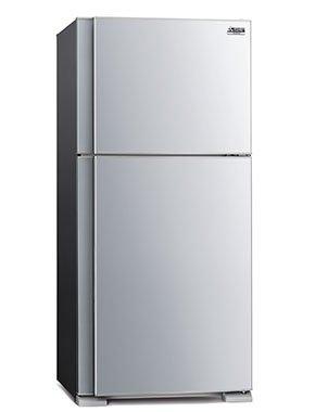 Mitsubishi Top Mount Fridges 508 Litres White Top Freezer, Inverter MR508EKWA