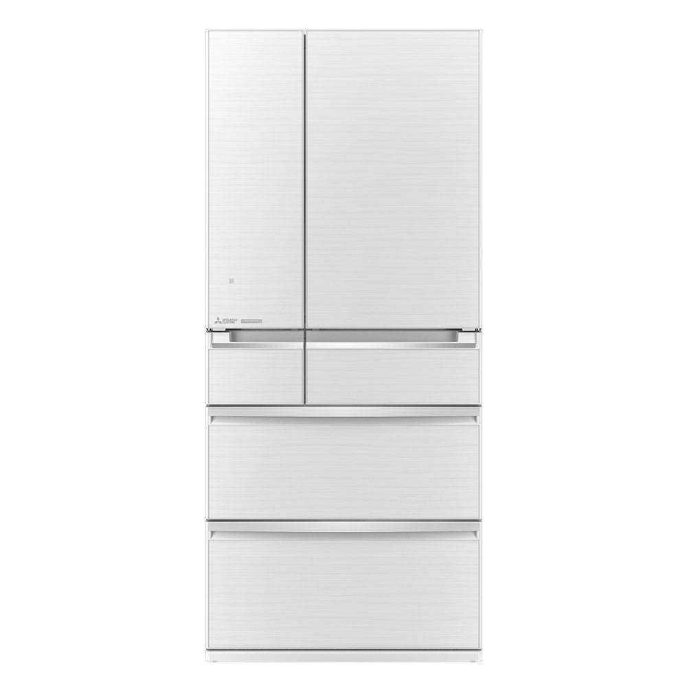 Mitsubishi 743L Multi Drawer White Fridge MRWX743CWA