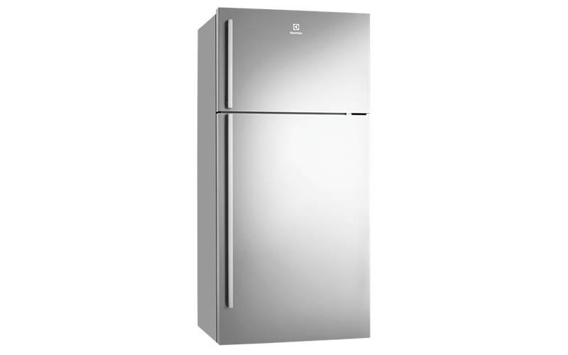 Factory Second Electrolux Top Mount Fridges 540 ltr, 2 door top mount freezer, flat door, stainless steel ETE5407SAR