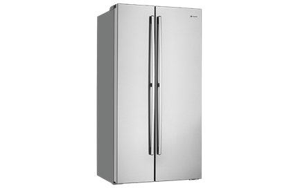 Factory Second Westinghouse Side by Side Fridges 620 ltr, side by side, stainless steel WSE6200SA