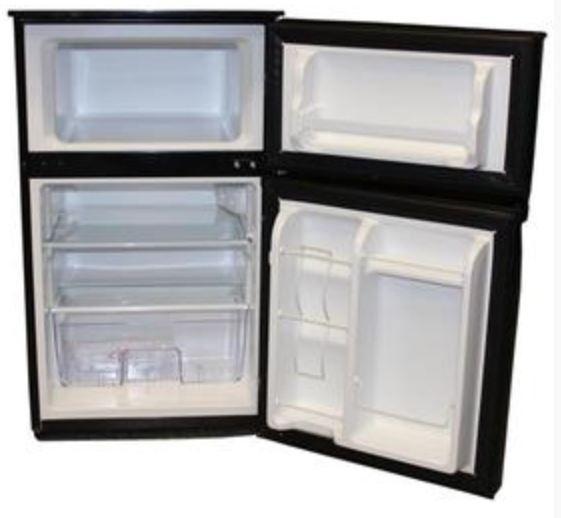 Teco Bar Fridge 84L 2 Door