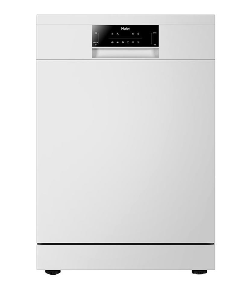 Factory Second Haier Dishwashers 15 PLACE SETTING DISHWASHER WHITE HDW15G3WFSA