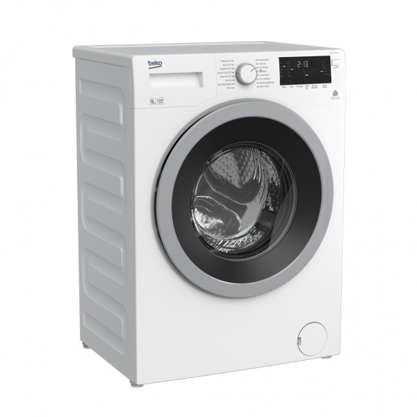 Beko Front Load Washers 9kg, 1400 RPM, 4.5 Star WELS, 4.5 Star Energy WMY9046LB2