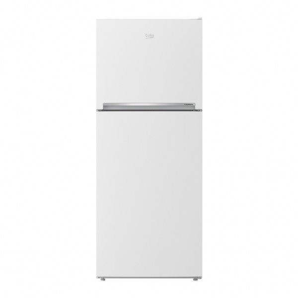 Beko Top Mount Fridges 424  Litre White BTM425W