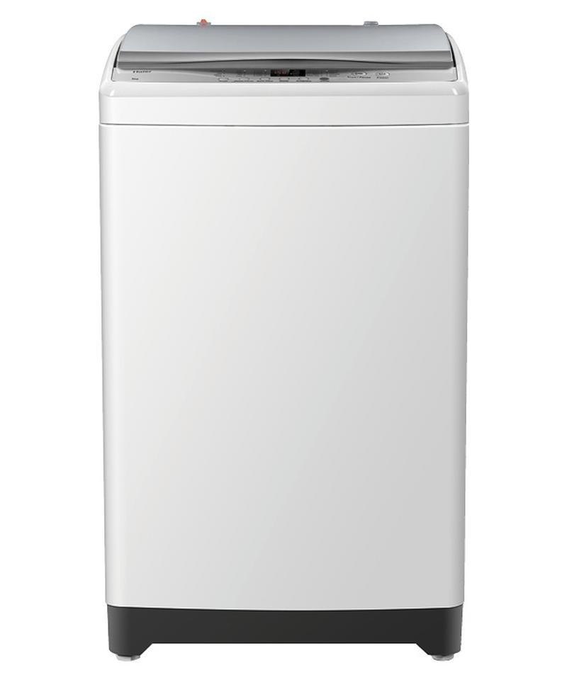 Haier Top Load Washers 6 Kg Top Loading Washer, 650 rpm, 2 Star Energy, 3.5 WELS,  Pulsating  HWT60AW1
