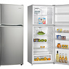 CHiQ Top Mount Fridges 400L Top Mounted Fridge(Stainless Steel) CTM399S
