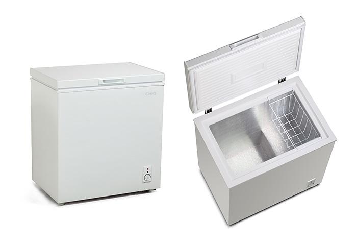 CHiQ Chest Freezers 142L Chest Freezer CCF142W