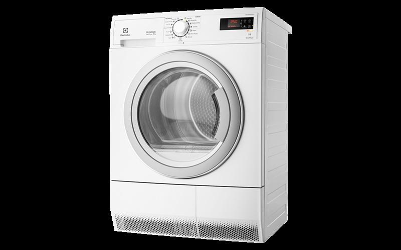 Factory Second Electrolux Clothes Dryer Heat Pump 8Kg Heat Pump Condenser Dryerfsb