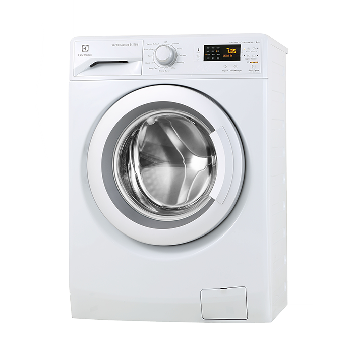 Electrolux Front Load Washer 8.5Kg Front Load Washer with Vapour Refresh