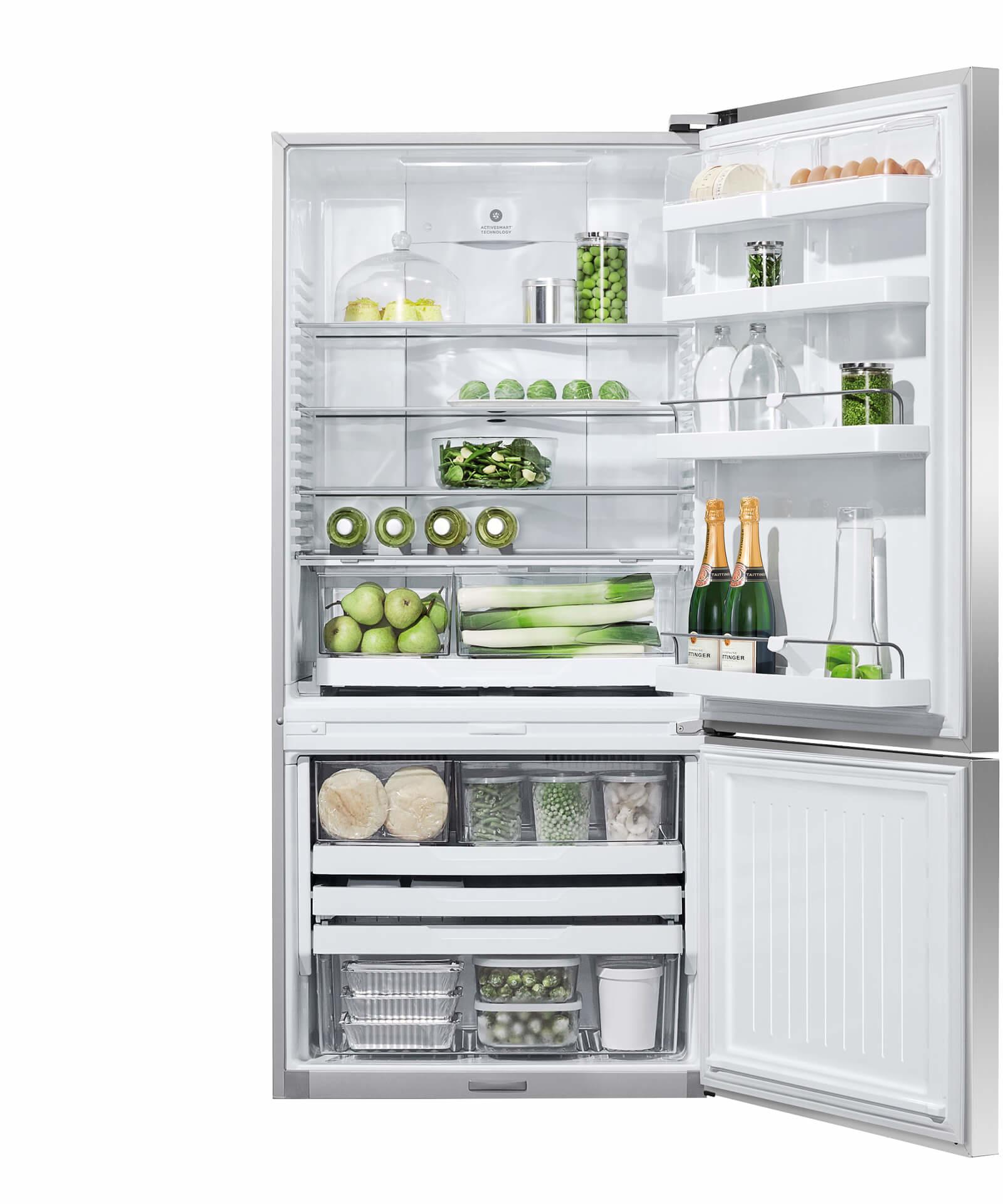 Fishder & Paykel Fridge Freezer 519L (Factory Second)