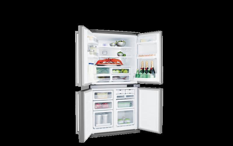 Electrolux French Door Fridge 620L Stainless (Factory Second)