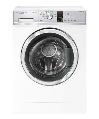 Factory Second Fisher And Paykel Front Load Washers 7.5Kg 1200 Rpm 4.5 Star Wels 4 Star Energy Varia Wh7560J3Fsa