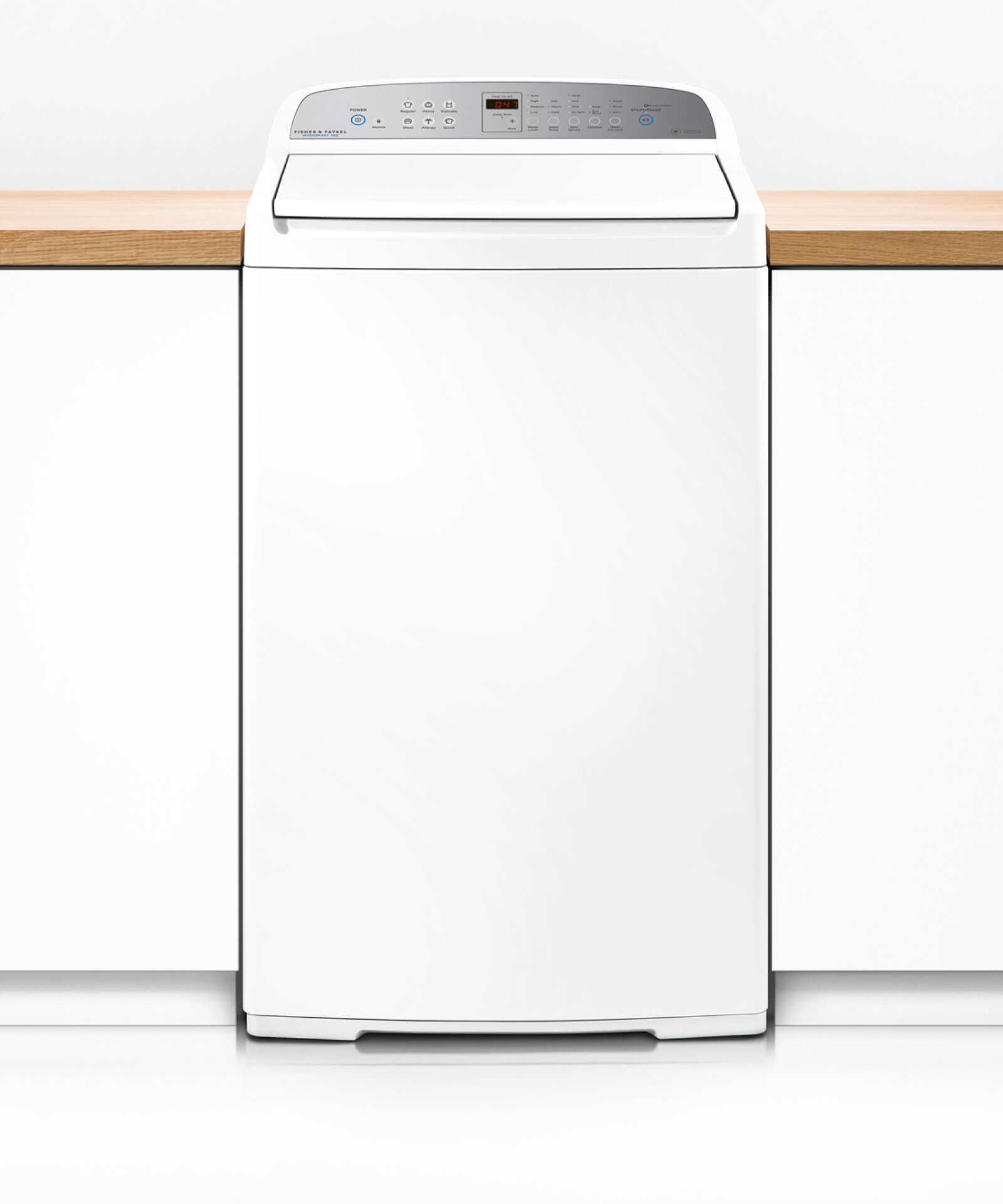 Fisher & Paykel TopLoad Washer 7.0Kg Washsmart (Factory Second)