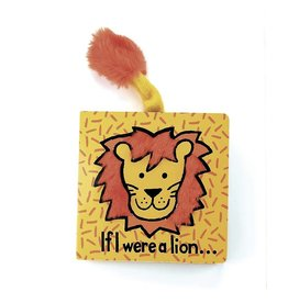 Jellycat If I Were a Lion Book
